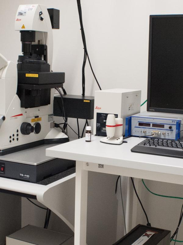 Leica SR GSD 3D super-resolution microscope